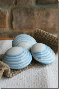 Trio glacial shells